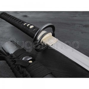 Musashi Katana Silver Edition